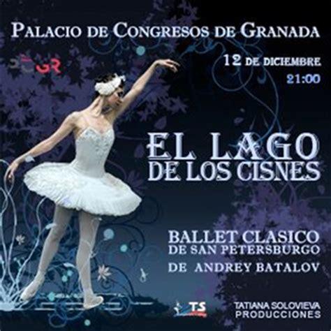 Entradas EL LAGO DE LOS CISNES   BALLET DE SAN PETERSBURGO ...