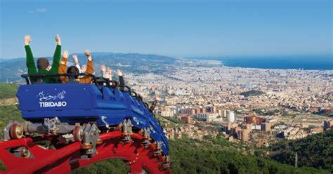 Entradas para Parque de Atracciones Tibidabo  Barcelona ...