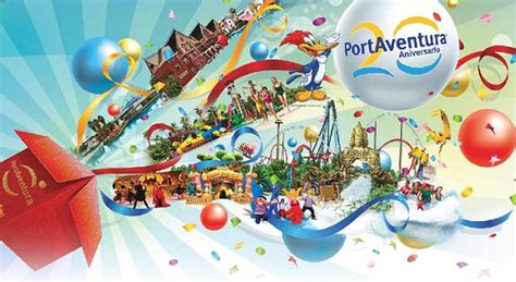 Entradas para Port Aventura