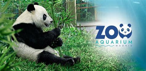Entradas Zoo Aquarium de Madrid al mejor precio