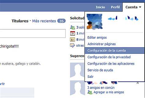 Entrar a mi FaceBook en español españa - Imagui