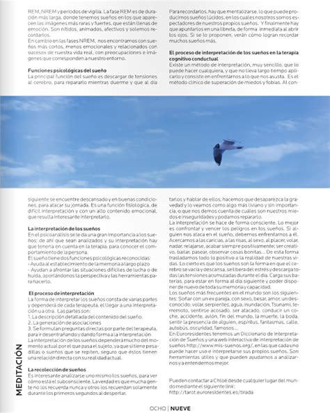 Entrevista a Chloé sobre LOS SUEÑOS por la Revista 365 ...