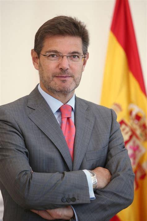 Entrevista a Rafael Catalá Polo, Ministro de Justicia ...