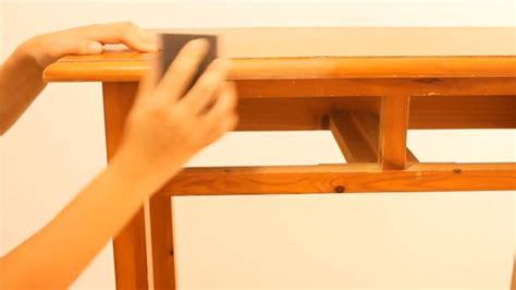 Envejecer mueble de madera con efecto pintura a la tiza ...