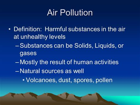 Environmental Science   ppt video online download