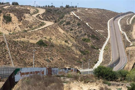 Environmentalists Sue to Block U.S. Border Wall With ...