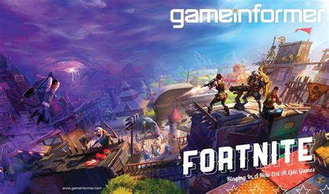 Epic Games Reveals New 'Fortnite' Details and Gameplay ...