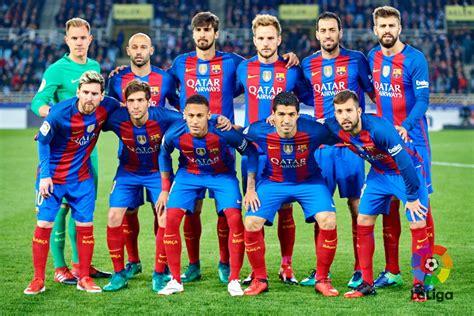 EQUIPOS DE FÚTBOL: BARCELONA contra Real Sociedad 27/11/2016