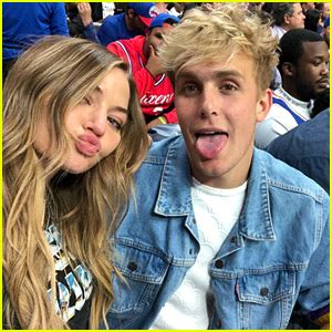 Erika Costell, Jake Paul Married, Relationship Status ...