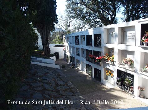 Ermita de Sant Julià – Sant Julià del Llor i Bonmatí ...