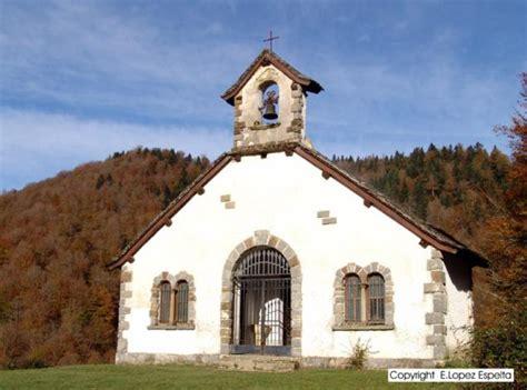 Ermita Virgen de las Nieves, OCHAGAVIA  Navarra