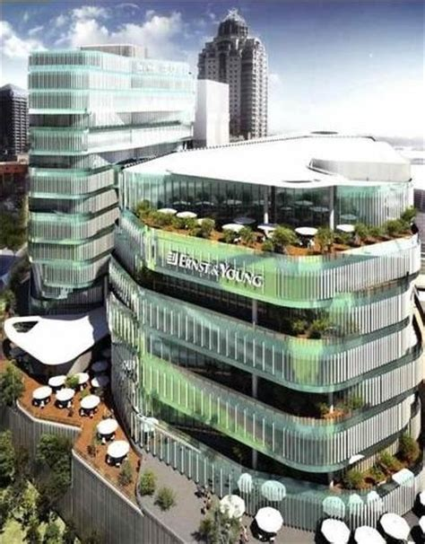 Ernst & Young - New Headquarters - Sandton, Gauteng ...