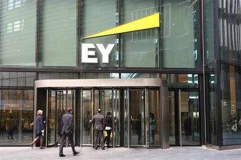 Ernst & Young Partner Files Federal Sexual Harassment ...