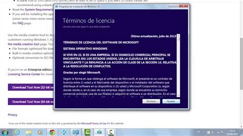 Error al Instalar Windows 10 - Algo Paso - Descargar Media ...