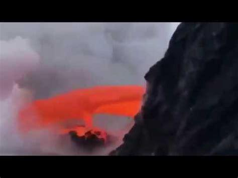 ERUPCION DEL VOLCAN KILAUEA EN HAWAII 2017   YouTube