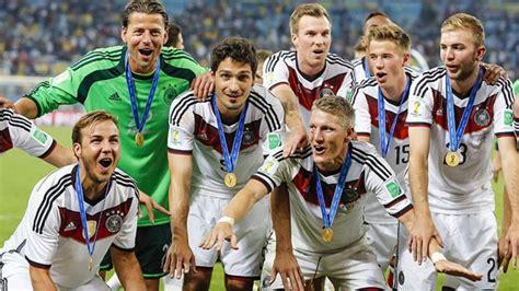 ¿Es la Alemania del 2014 la base para el Mundial Rusia ...