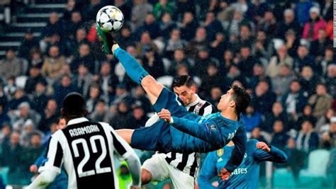 ¿Es la chilena de Cristiano Ronaldo uno de los mejores ...