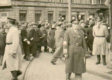 ¡ES LA GUERRA!: El ghetto de Varsovia