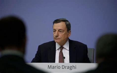 ¿Es Mario Draghi un 'pato cojo'?