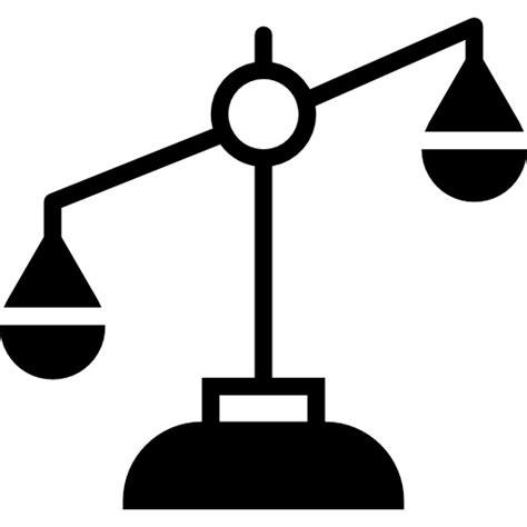 Escala de la justicia - Iconos gratis de