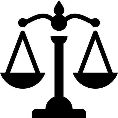 Escalas que representan la justicia | Descargar Iconos gratis