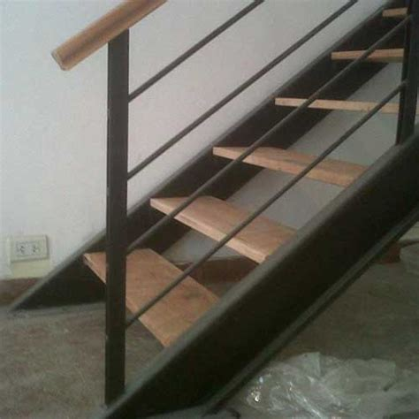 Escaleras de Acero Inoxidable,Barandas de Hierro y Madera ...