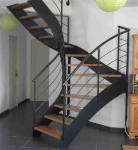 Escalier Bois Et Fer | Cgmrotterdam