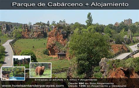 Escapada familiar entradas Parque de Cabárceno ...