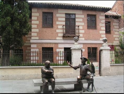 Escapadas madrid:Museo Casa Cervantes | Madrid Fans Blog