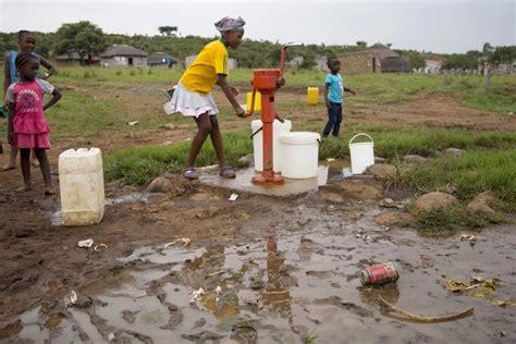 Escasez de agua: Inquietantes fotos de cómo la sequía está ...