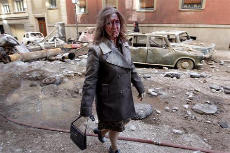 Escena de la miniserie de TVE  El asesinato de Carrero ...