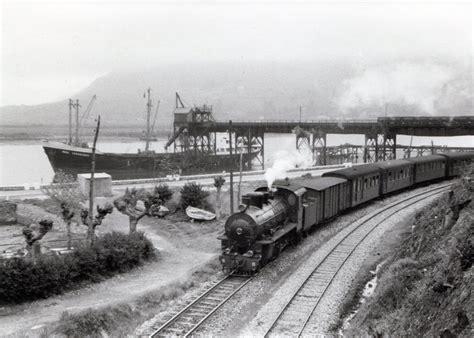 Escenas de Santander: El ferrocarril en Santander (II)
