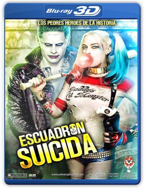 Escuadrón Suicida 3D Castellano 2016 | Torrent