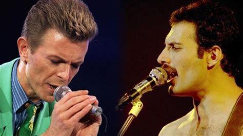Escucha a David Bowie y Freddie Mercury en un dueto a ...