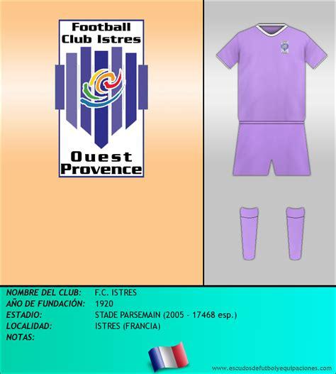Escudo de F.C. ISTRES