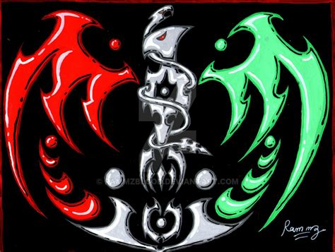 Escudo de Mexico by Rammzblood on DeviantArt