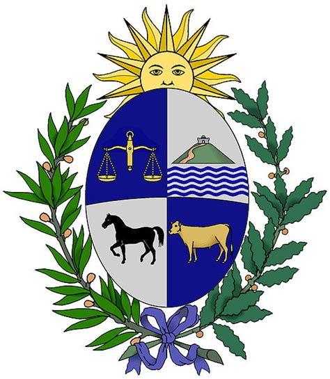 Escudo de uruguay para colorear - Imagui