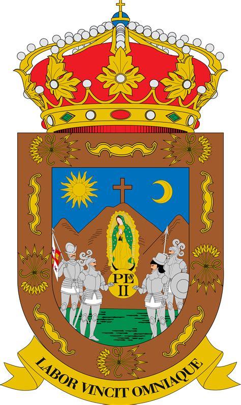 Escudo de Zacatecas - Wikipedia, la enciclopedia libre