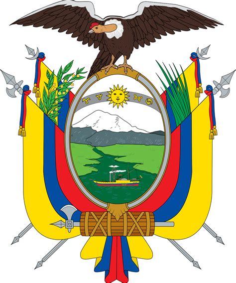 Escudo del Ecuador Símbolos patrios del Ecuador