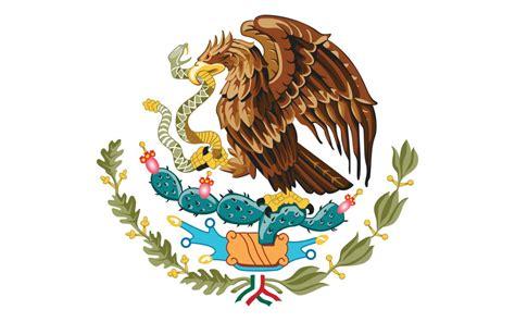 Escudo Nacional Mexicano; significado, elementos e ...