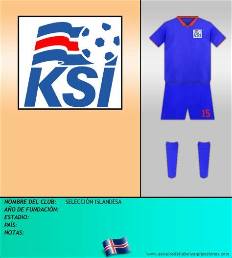 Escudos de ISLANDIA