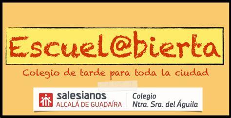 Escuela abierta | Salesianos Alcalá de Guadaíra
