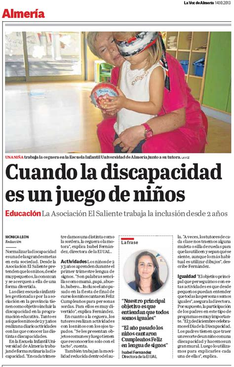 Escuela Infantil Turre: Actualidad