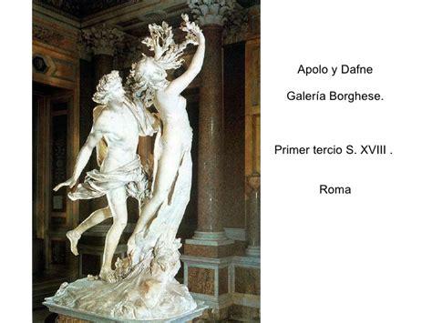 Escultura barroca italiana. Bernini