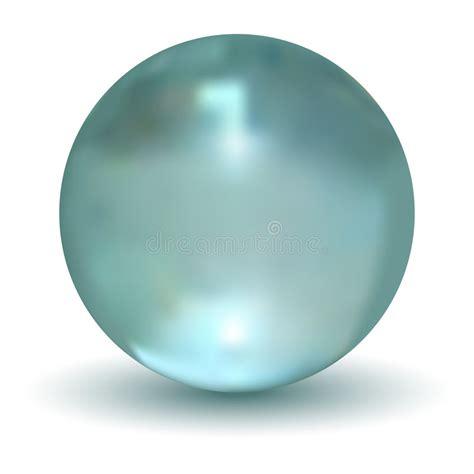 Esfera 3D De Cristal Fotos de Stock   Imagem: 8098733
