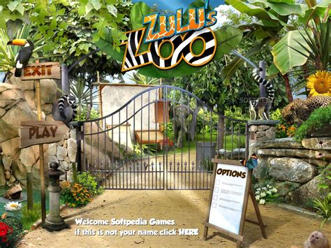 Esmeralda PC Games: Zulu s Zoo