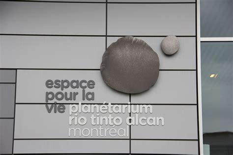 Espace pour la Vie (Space for Life), part 2: Rio Tinto ...