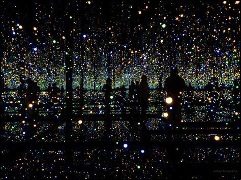 espacio infinito | Yayoi Kusama (Matsumoto 1929) web ...