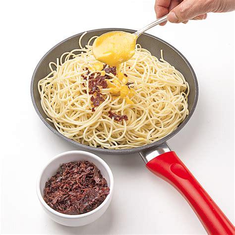 Espaguettis con cecina de vaca - Revista Semana