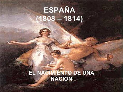 España (1808 - 1814)